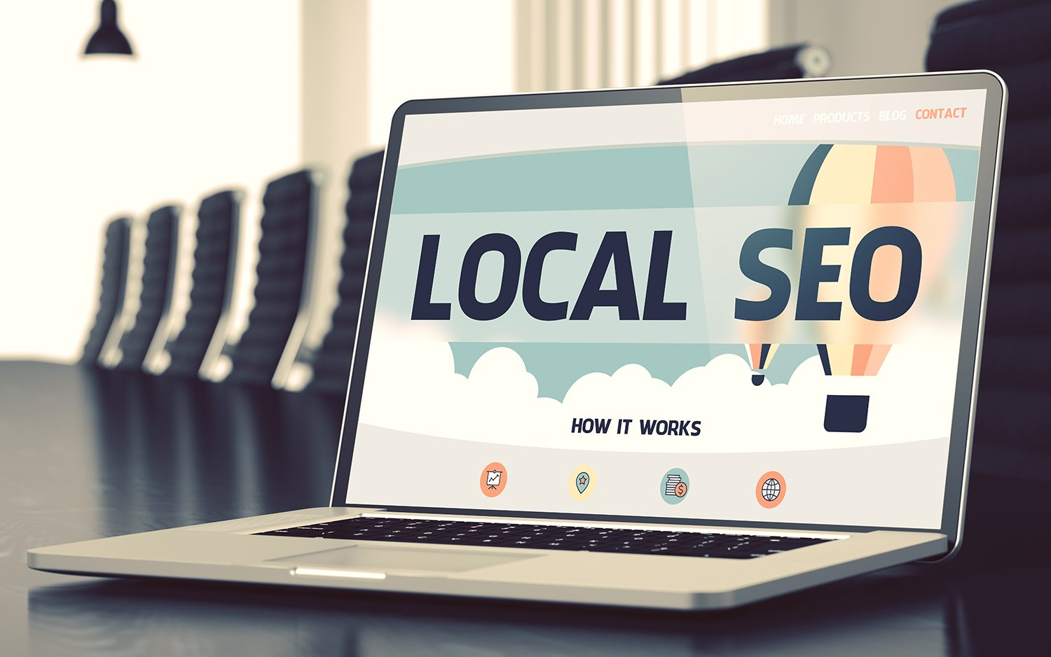 Local SEO Small Business