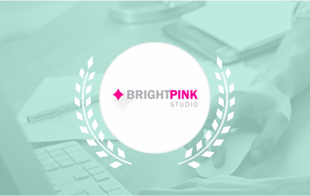 BrightPink Studio top web design agencies Fort Lauderdale