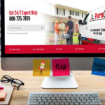franchise network website redesign case study