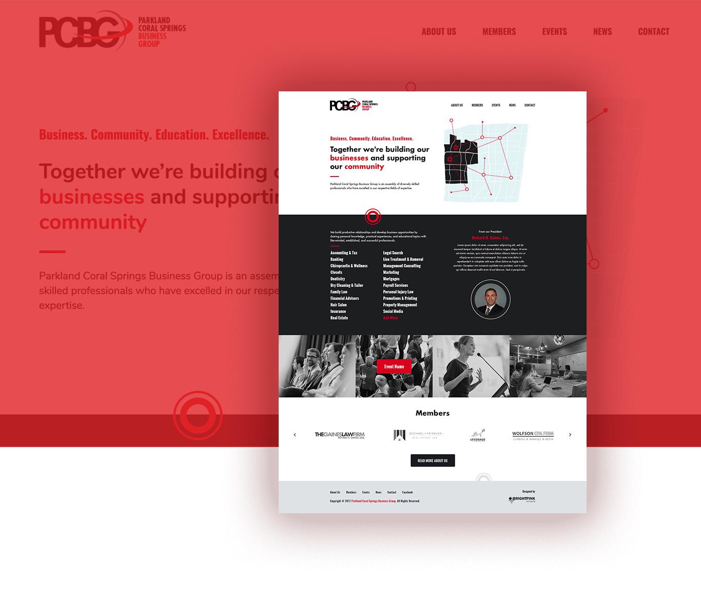 Small service website non-profit