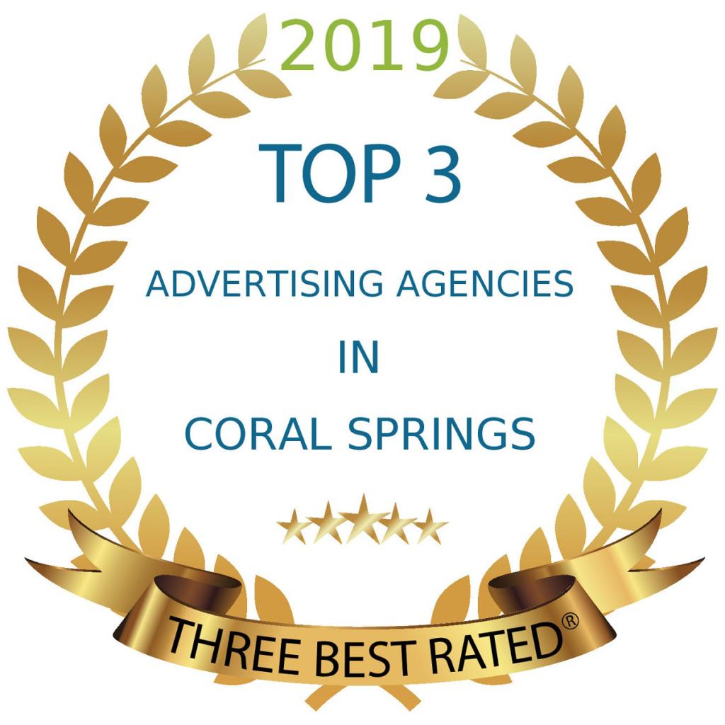 Top 3 Advertising Agencies in Coral Springs, FL